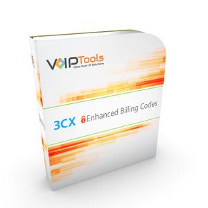 3CX Enhanced Billing Codes