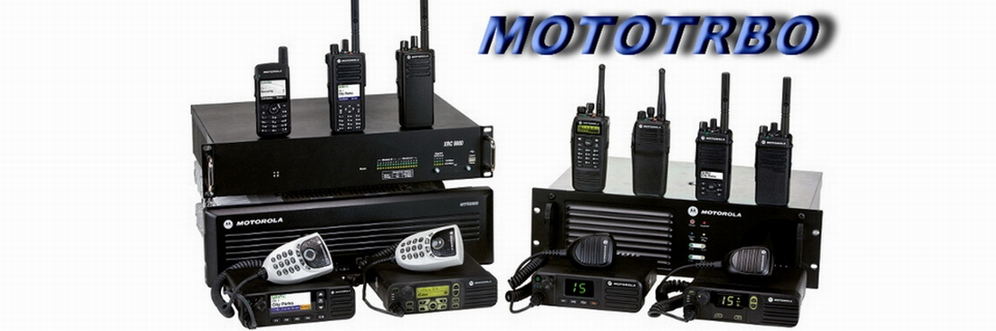 MOTOTRBO - 21st Century Digital Communications from Motorola Solutions - You Can HEAR the Difference!
